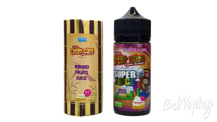 Жидкость CHEAT CODE - вкус SUPER JUICE