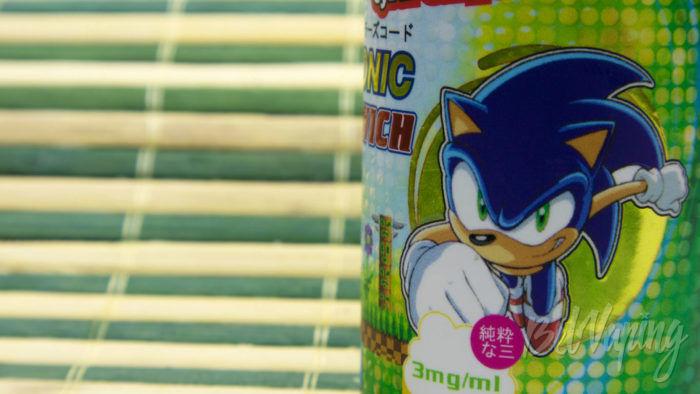 Жидкость CHEAT CODE - вкус SONIC SANDWICH