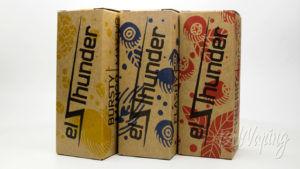 Жидкость El Thunder - упаковка