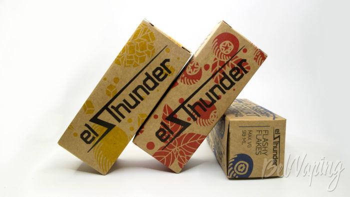 Обзор жидкости El Thunder