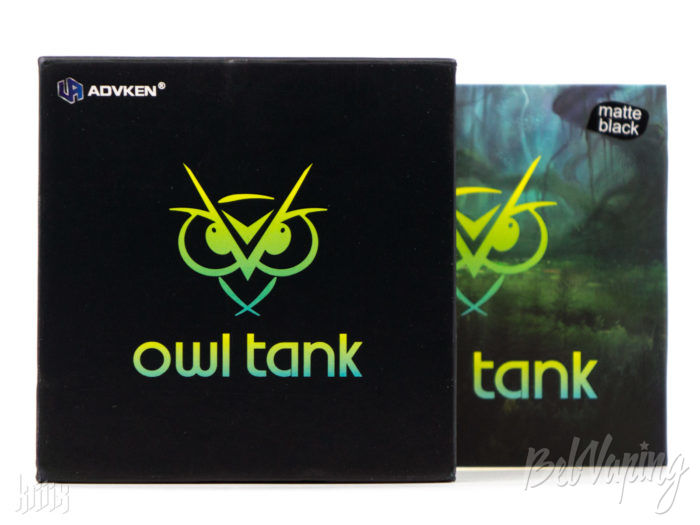 Упаковка Advken Owl Tank