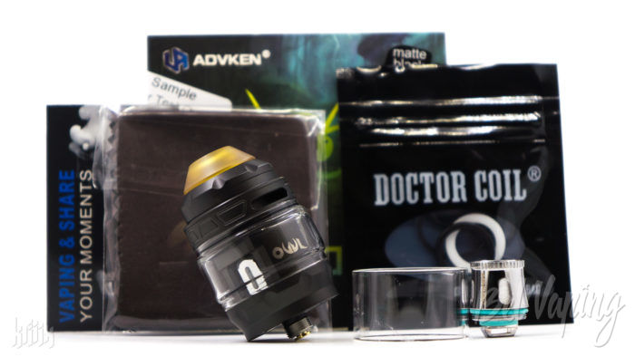 Комплектация Advken Owl Tank