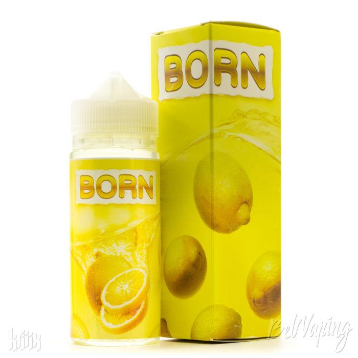 Жидкость BORN NEW Лимон