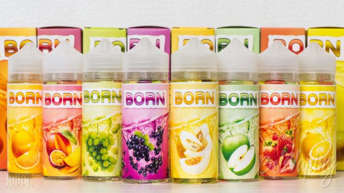 Линейка жидкости BORN NEW