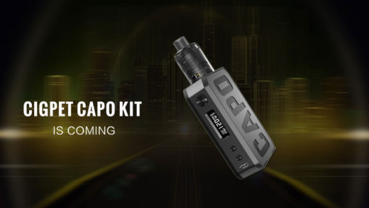 Cigpet Capo Kit. Первый взгляд