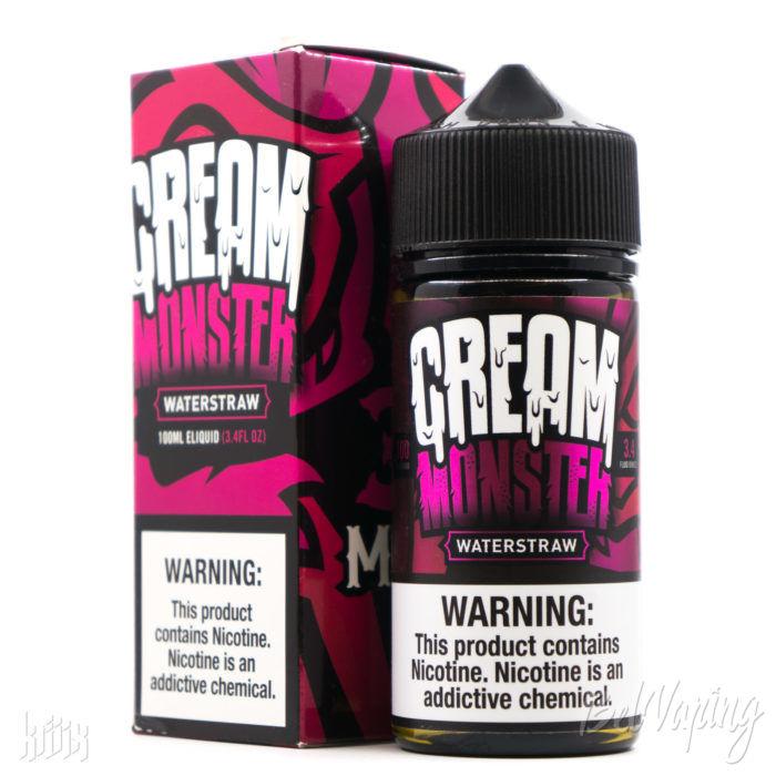 Жидкость Cream Monster V.S.O.P. (Waterstraw)