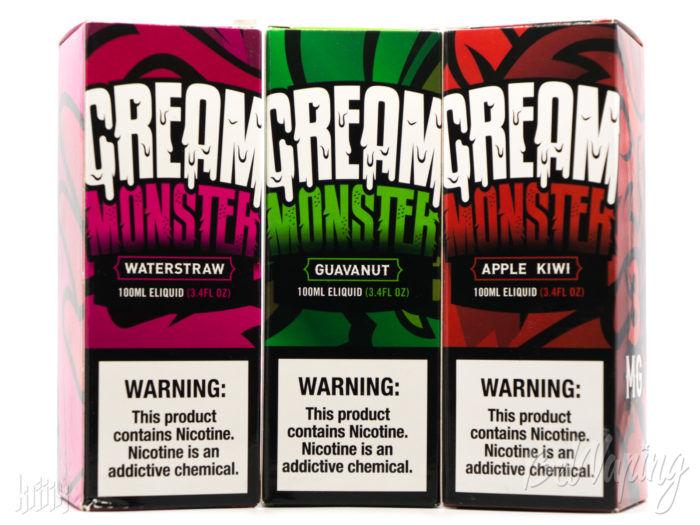 Жидкость Cream Monster (Cloud Stout)