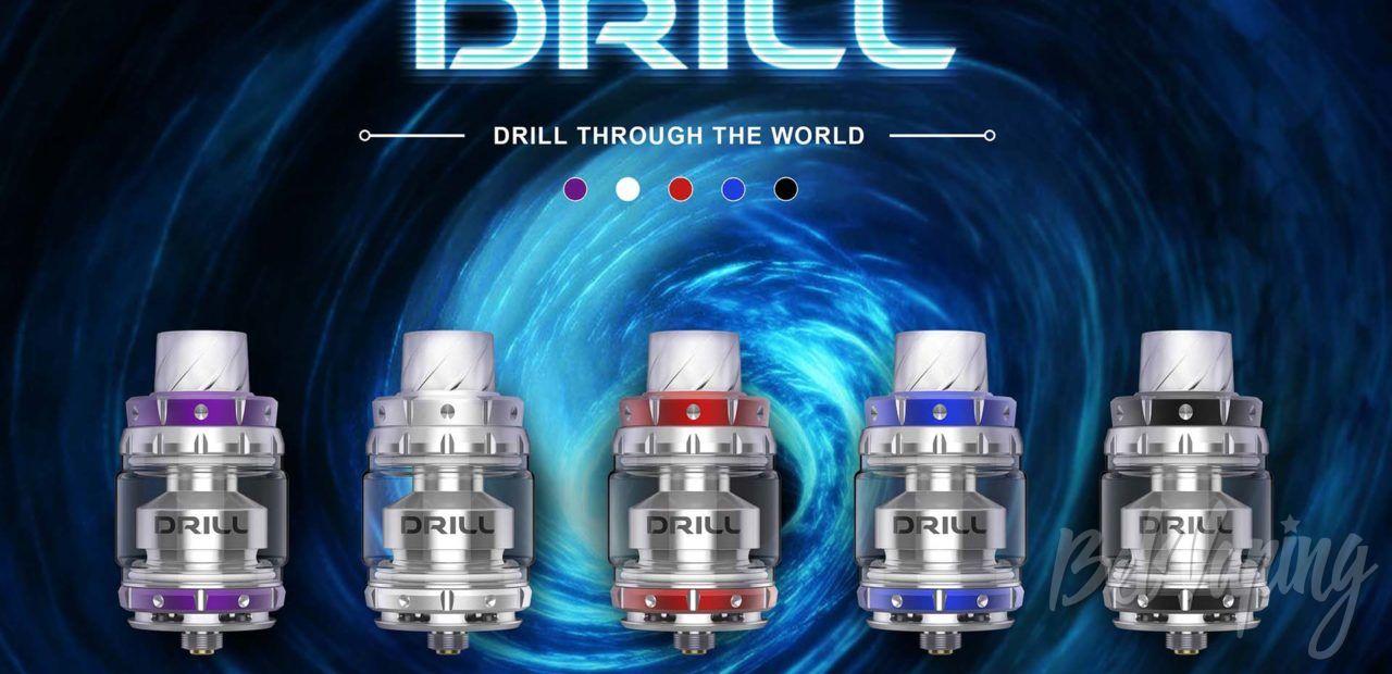 Damselfly Drill RTA. Первый взгляд
