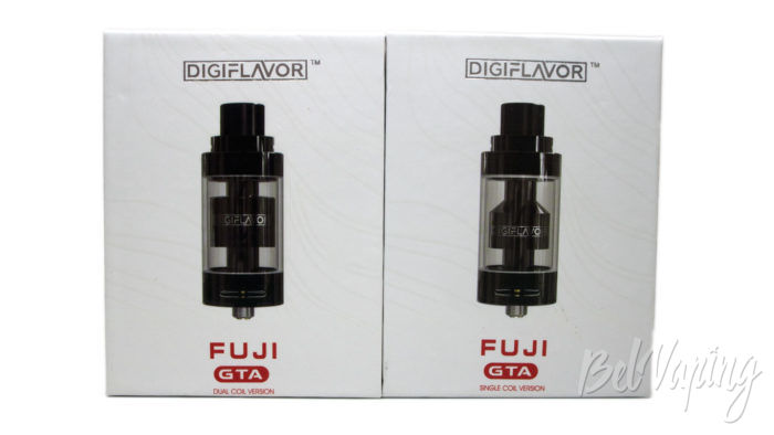 Digiflavor FUJI GTA - упаковка