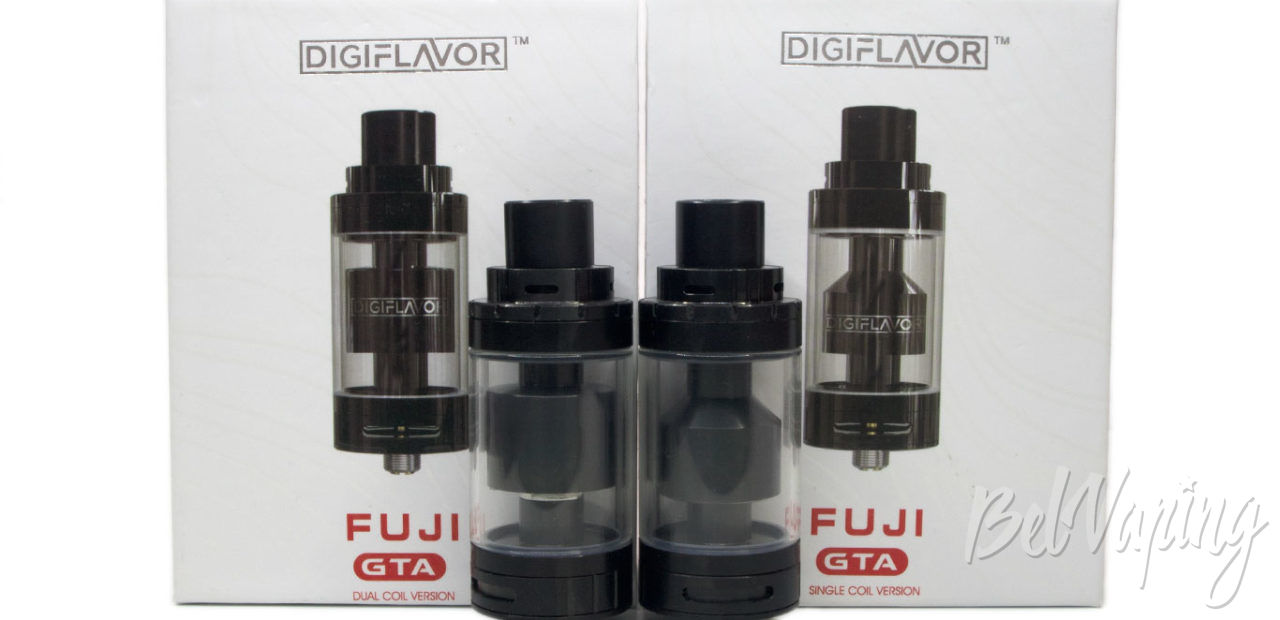 Обзор Digiflavor FUJI GTA