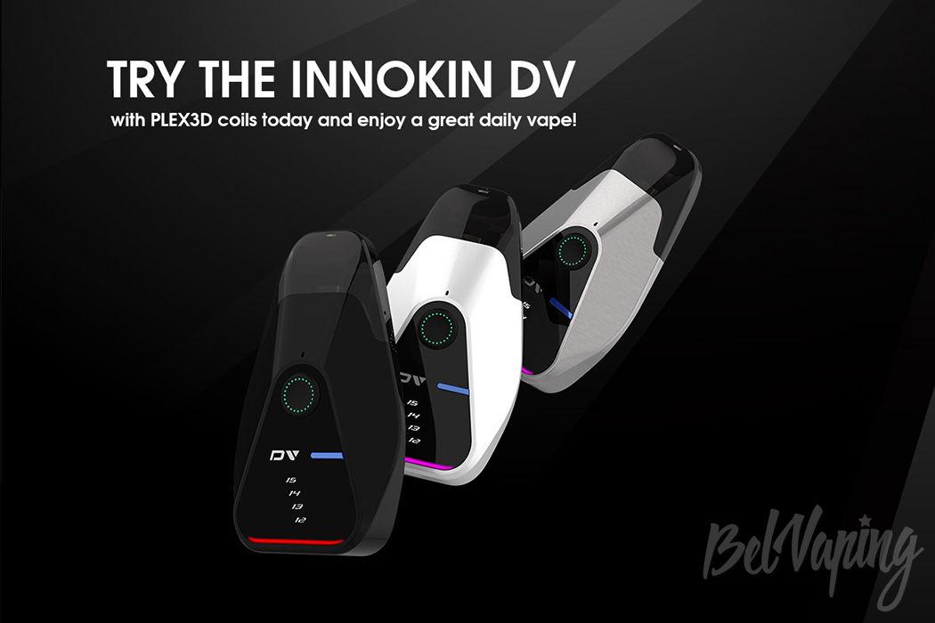 Внешний вид Innokin DV Kit