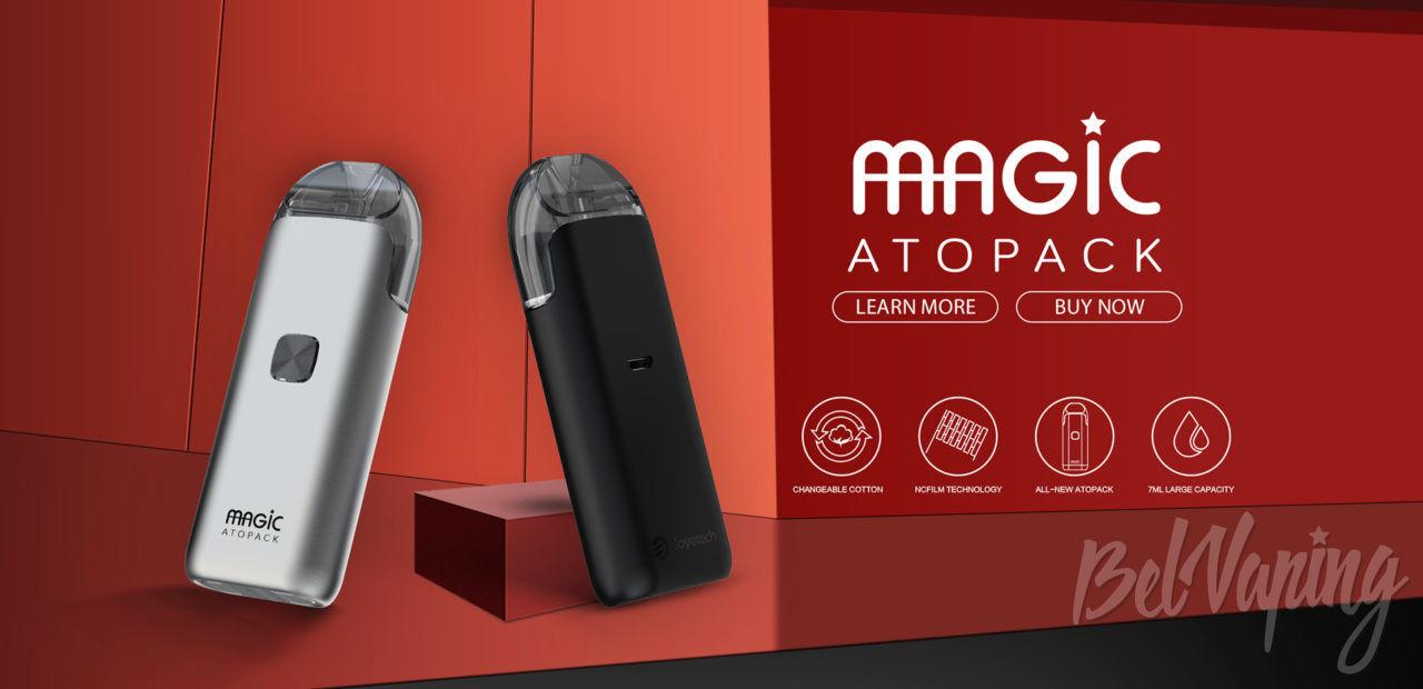 Joyetech Atopack Magic Kit. Первый взгляд