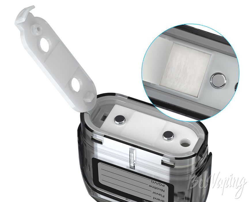 Замена хлопка в Joyetech Atopack Magic Kit