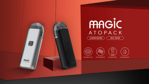 Joyetech Atopack Magic Kit. Первый взгляд