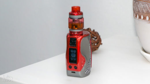 Обзор набора Wismec REULEAUX TINKER with COLUMN