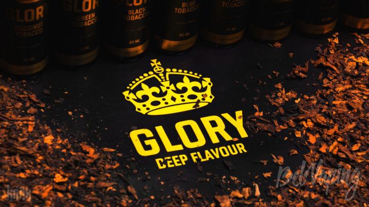 Обзор жидкости Glory от Insteam