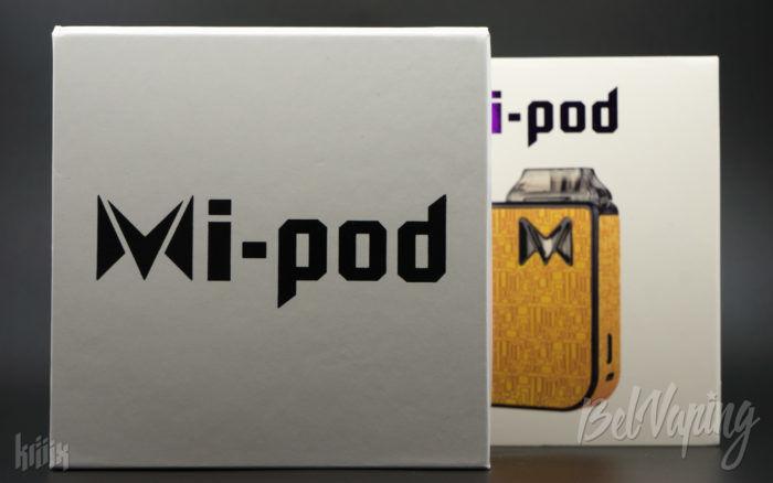 Упаковка Mi-Pod