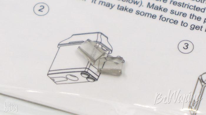 Заглушки для регулировки затяжки Mi-Pod