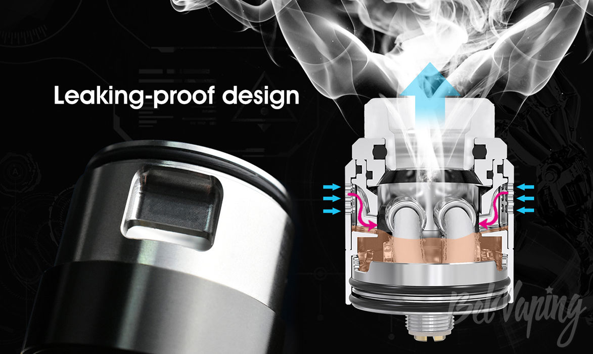 Обдув Vandy Vape Widowmaker RDA