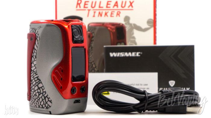 Комплект боксмода WISMEC REULEAUX TINKER