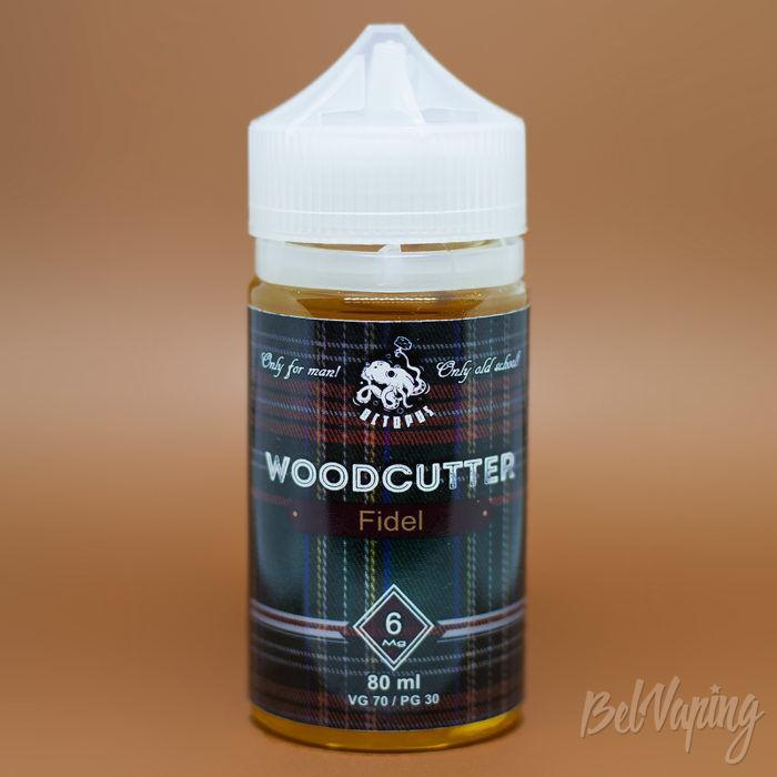 Woodcutter – Fidel