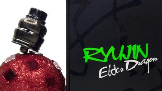 Обзор Wotofo RYUJIN (Elder Dragon) RDA