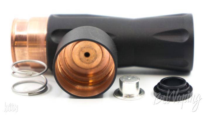 Кнопка клона 1:1 мехмода GLM V3