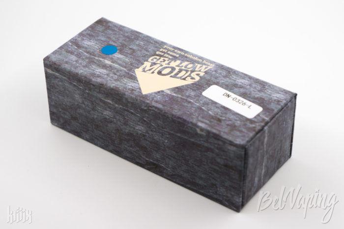 Упаковка клона мехмода GLM V3