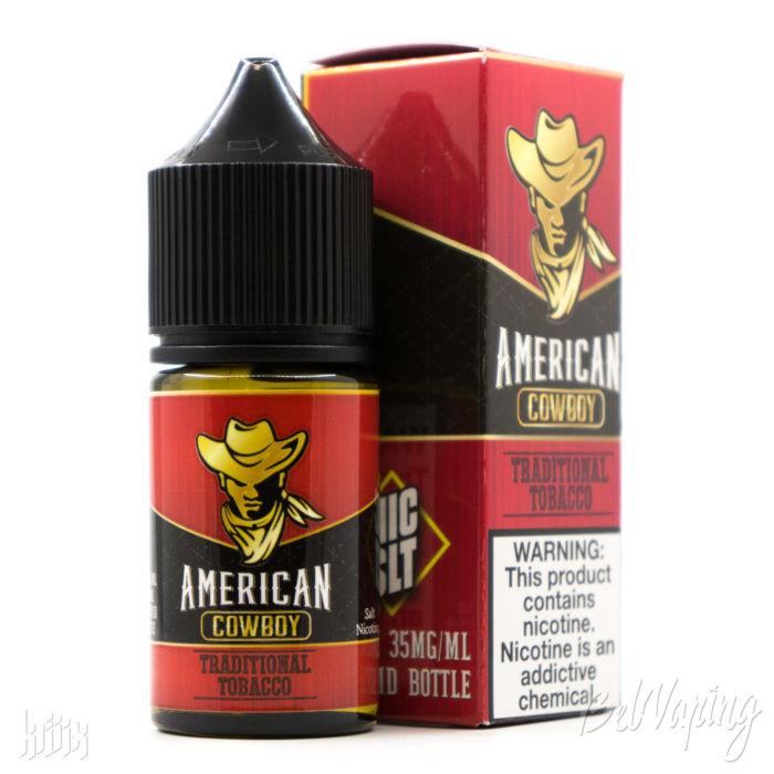 Жидкость American Cowboy Red