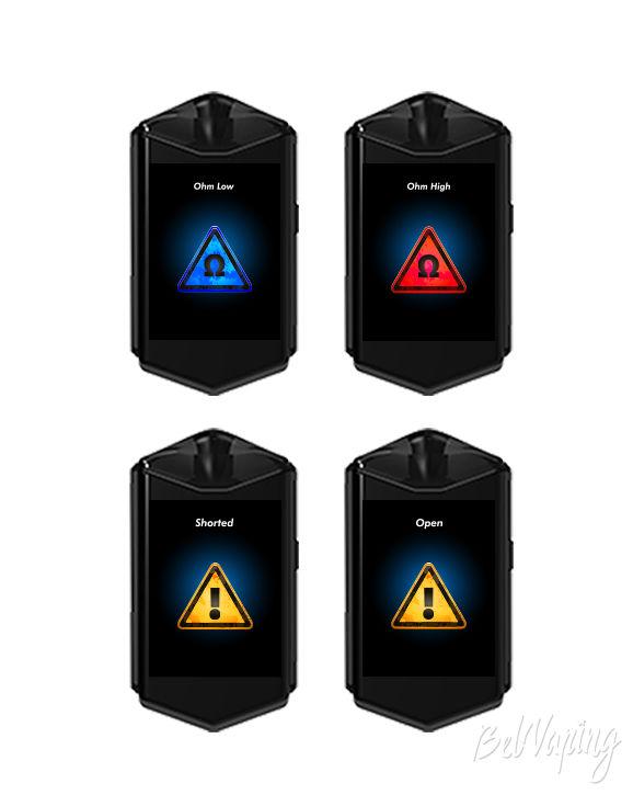 Защиты Asvape Touch Pod Starter Kit