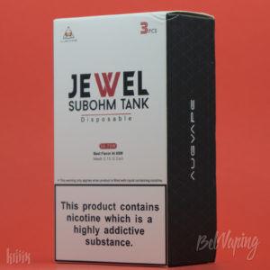 Упаковка бака Jewel Subohm Tank