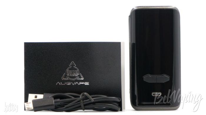 Комплект набора Augvape VX200 Box Mod