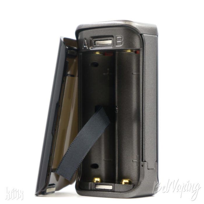 Батарейный отсек и крышка боксмода Augvape VX200