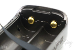 Нижние контакты боксмода Augvape VX200