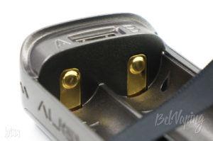 Верхние контакты боксмода Augvape VX200