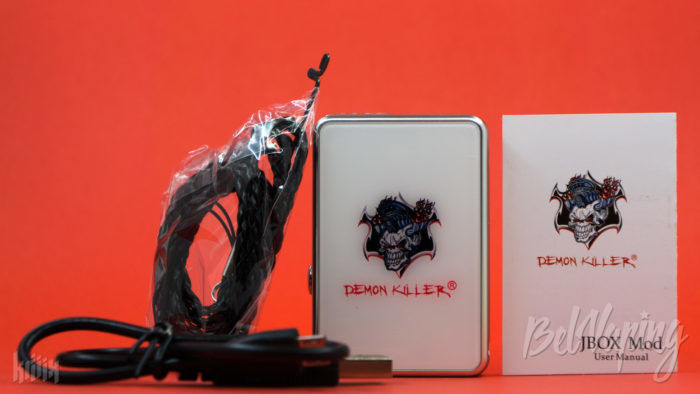 Комплект Demon Killer JBOX Mod