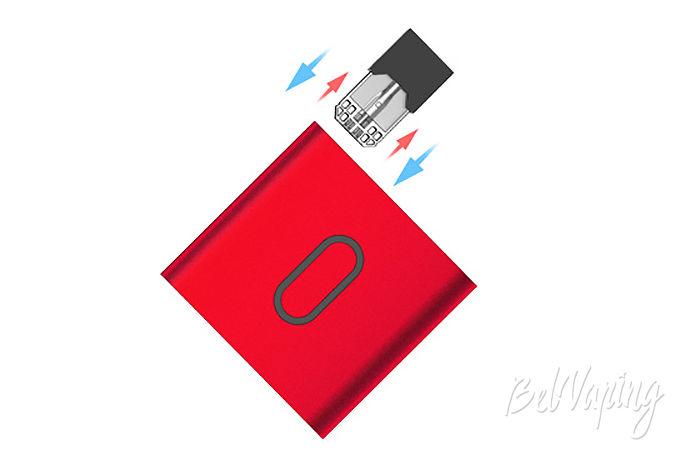 Картридж E-bossvape Epod Starter Kit