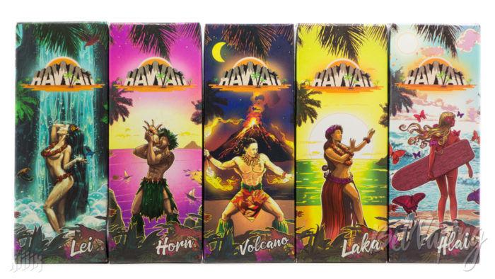 Жидкости Hawaii от Taboo-5870