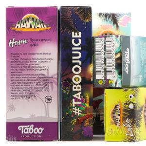 Упаковки жидкости Hawaii