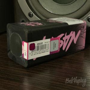 Защита от подделки Nasty Berry Series от Nasty Juice
