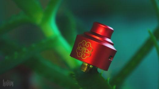 Обзор дрипки dotRDA Single Coil от Dotmod