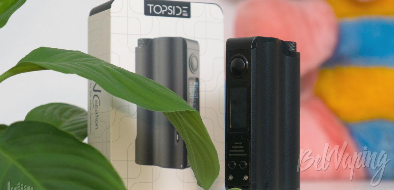 Обзор сквонка Topside 90W Mod от Dovpo и TVC