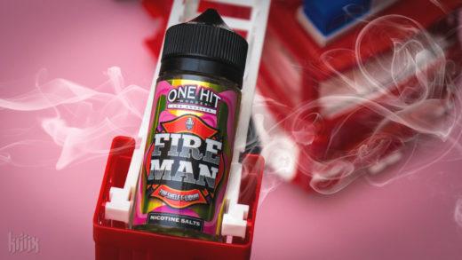 Обзор жидкости Fire Man от One Hit Wonder