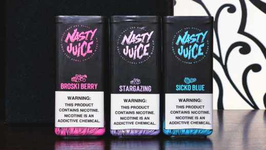 Обзор жидкости Nasty Berry Series от Nasty Juice