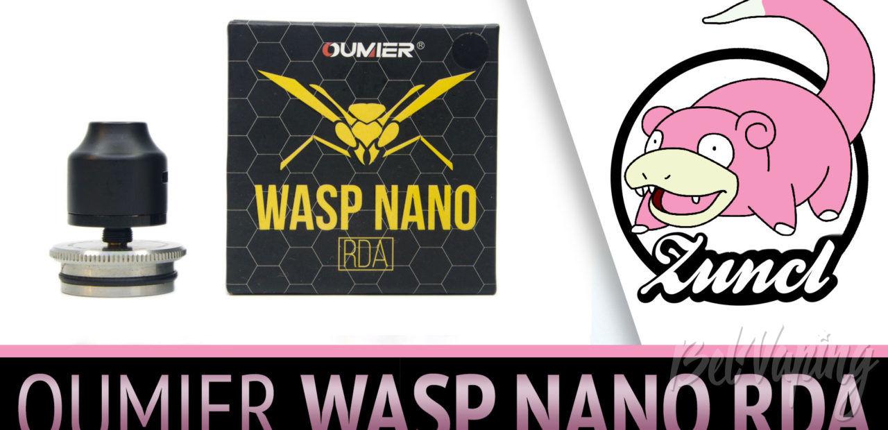 Обзор Oumier WASP NANO RDA