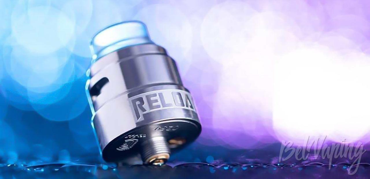 Reload Vapor USA Reload S RDA. Первый взгляд
