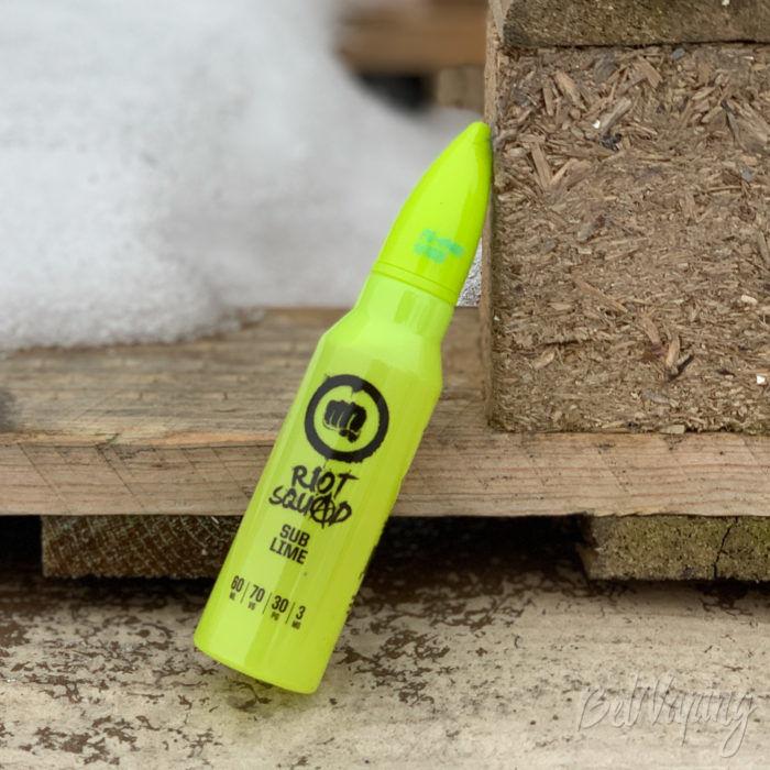 Жидкость Riot Squad - Sub-Lime