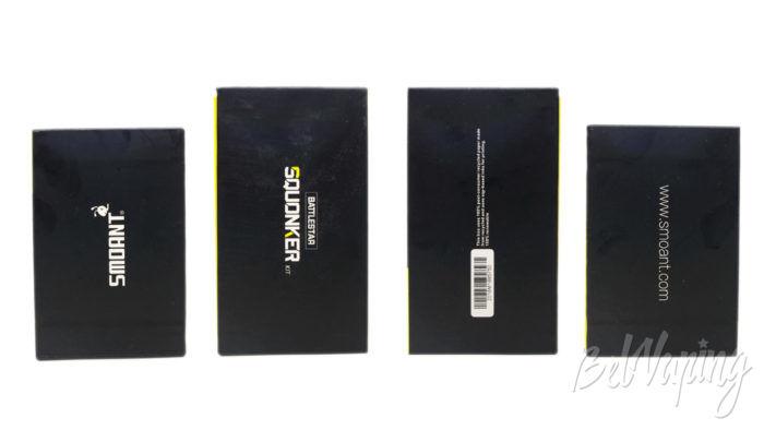 Smoant Battlestar Squonker kit - упаковка