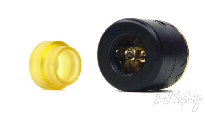 Smoant BATTLESTAR RDA - дриптип и топкэп