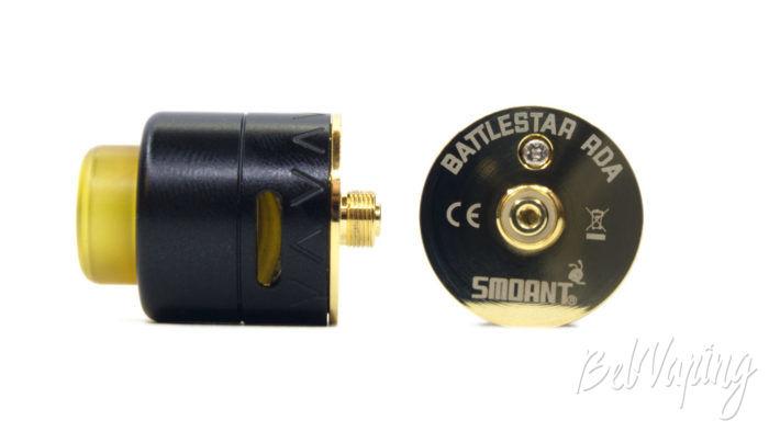 Smoant BATTLESTAR RDA - коннектор